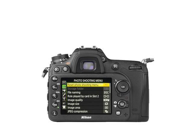 Nikon D7200 (with 18-200mm lens)