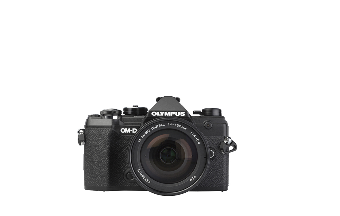 Olympus OM-D E-M5 Mark III (with 14-150 mm lens)