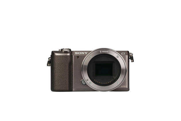 Sony Alpha 5100 (with 16-50 mm lens)