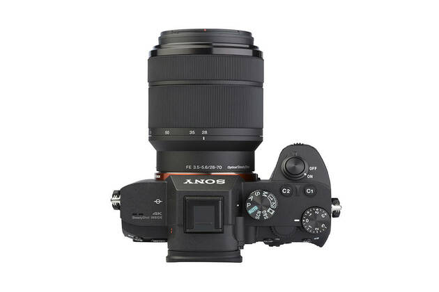 Sony Alpha 7 III (with 28-70mm lens)