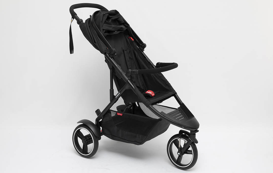 Phil & Teds Dot value inline stroller V6 2019