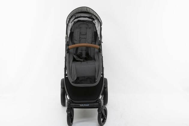 Babyhood Doppio 2018 with second seat
