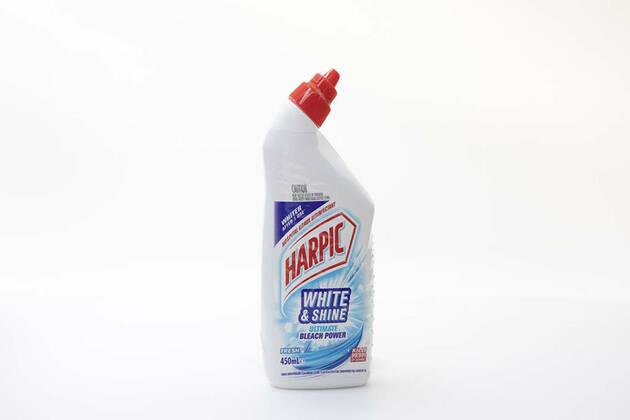 Harpic White & Shine Ultimate Bleach Power