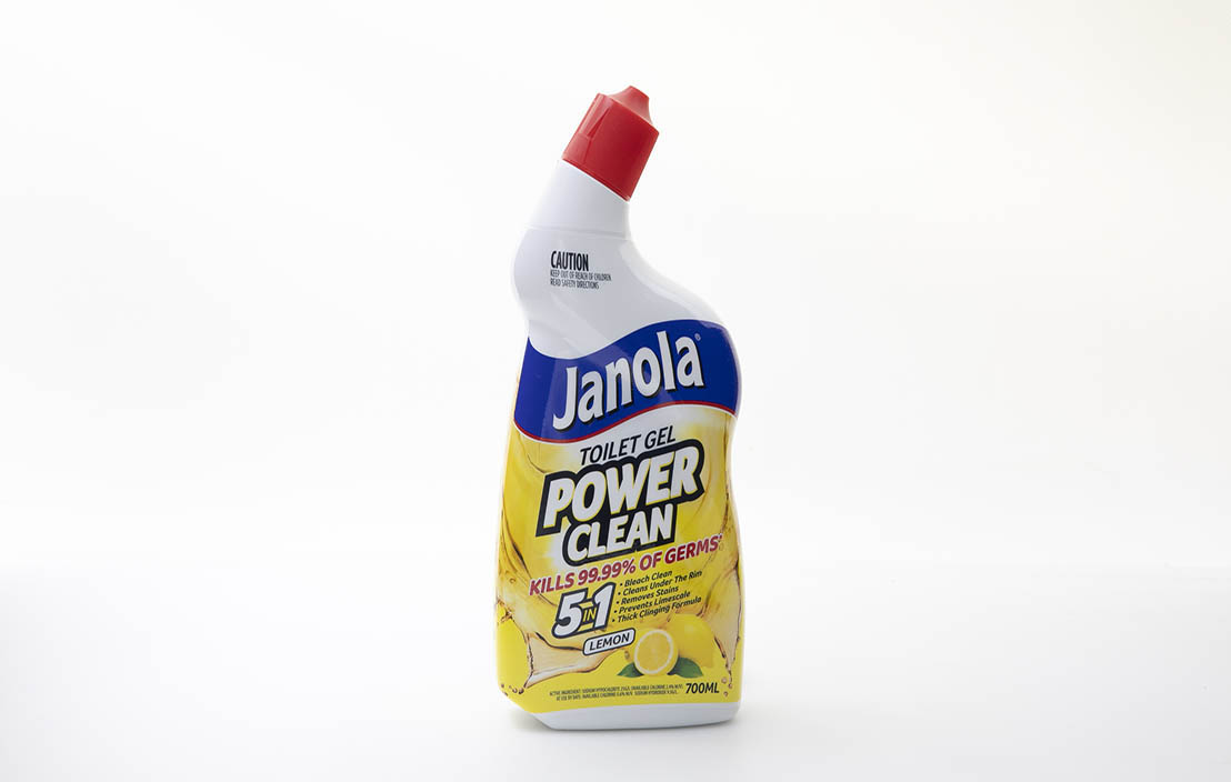 Janola Power Clean Toilet Gel 5in1