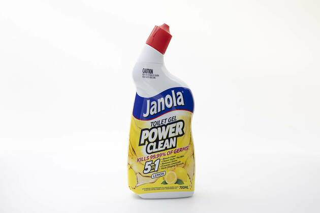 Janola Power Clean Toilet Gel 5in1