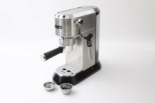 DeLonghi Dedica Pump Espresso - Metal EC685.M