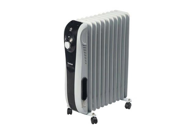 Goldair 11 Fin Oil Column Heater GOC2111