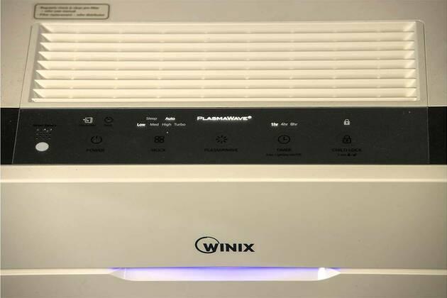 Winix Zero+ Pro 5-Stage Air Purifier AUS-1250AZPU