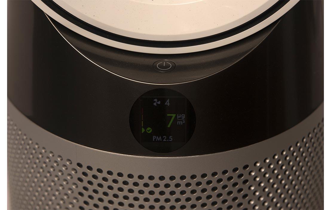 Dyson Pure Hot+Cool Purifier Fan Heater HP04