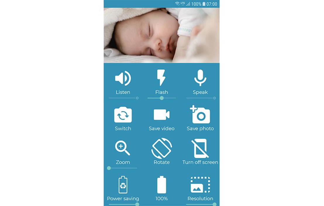 Arjona Software BabyCam Baby Monitor (app)