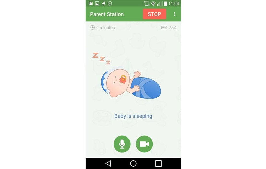 Tappytaps Baby Monitor 3G (app)