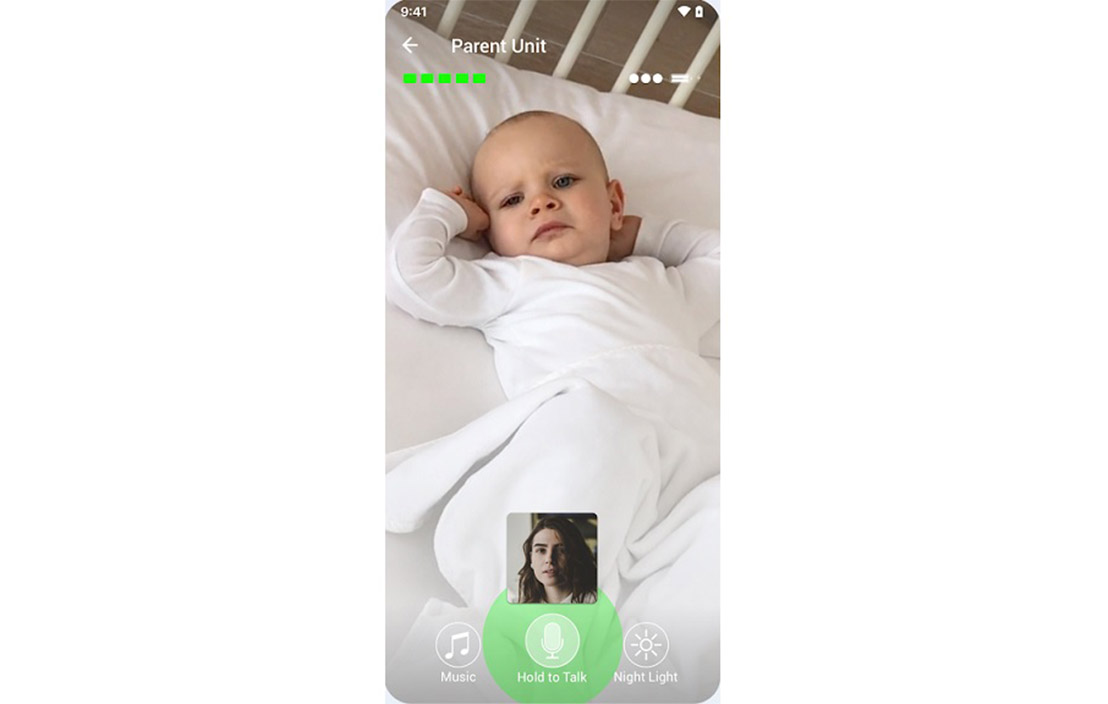 VIGI Limited Cloud Baby Monitor (app)