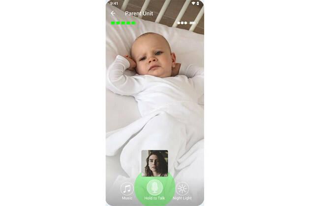 VIGI Limited Cloud Baby Monitor (app)