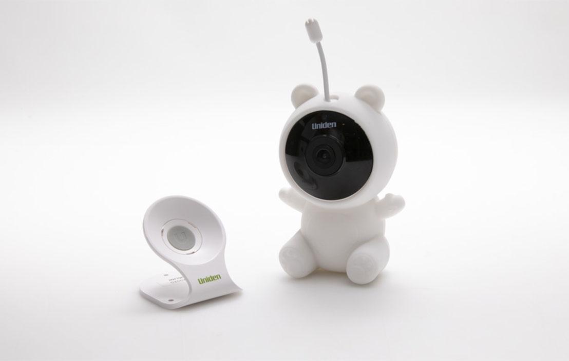Uniden Smart Baby Monitor Camera & App BW140R