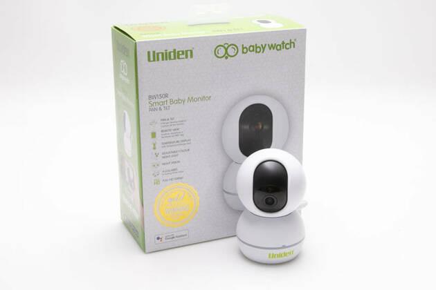 Uniden Smart Baby Monitor Camera & App BW150R