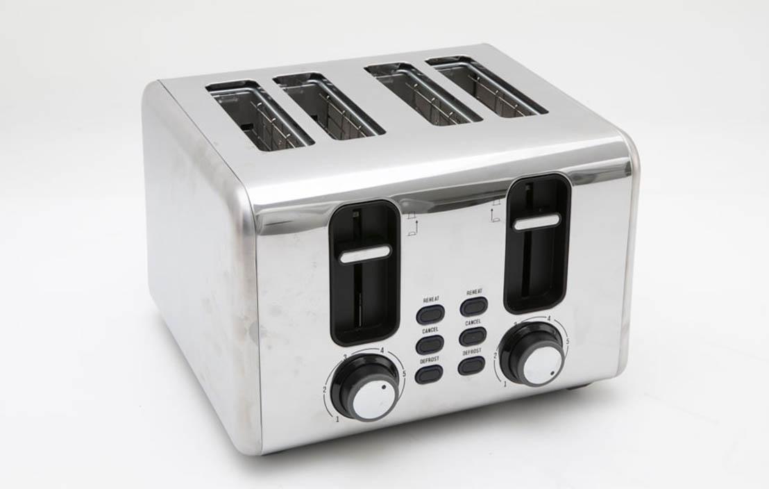 Anko Stainless Steel Toaster LD-T7009 42676102
