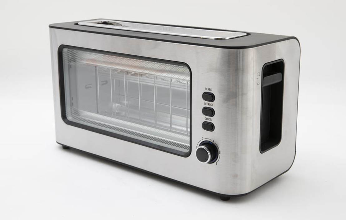 Anko Glass Toaster LD-T1002 42739784