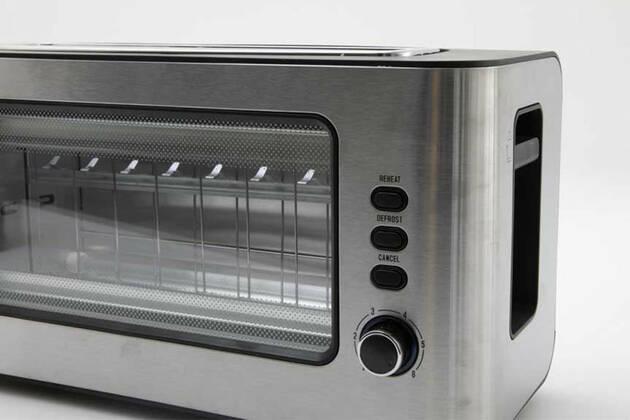 Anko Glass Toaster LD-T1002 42739784