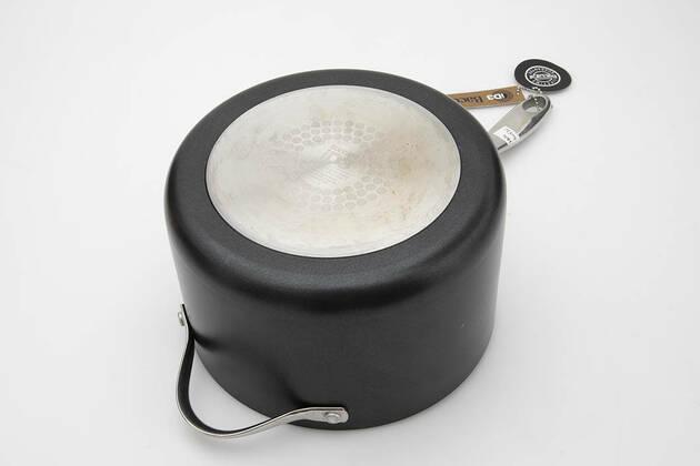 Baccarat ID3 Hard Anodised Saucepan with Lid 20cm