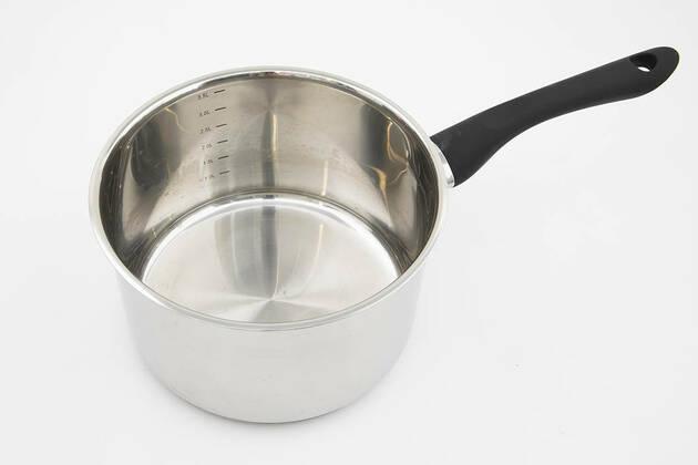 Hampton & Mason Impact Pro Saucepan with Lid 20cm