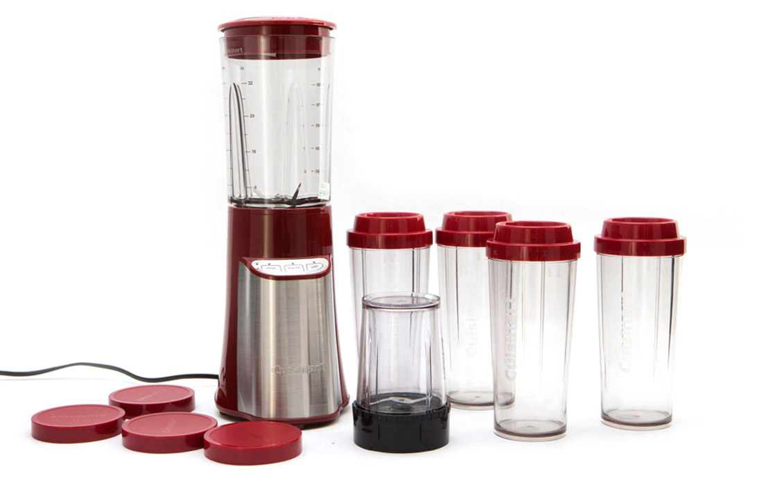 Cuisinart CPB-300RA Compact Portable Blender