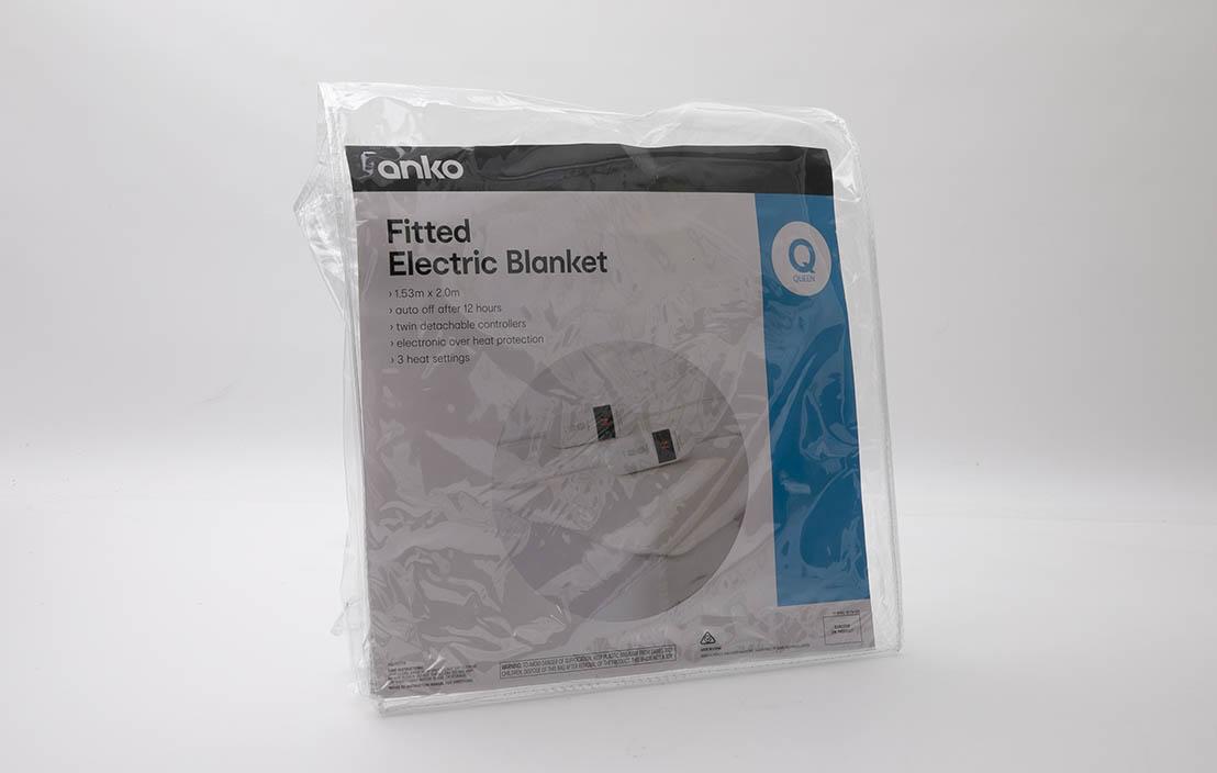 Anko electric blanket
