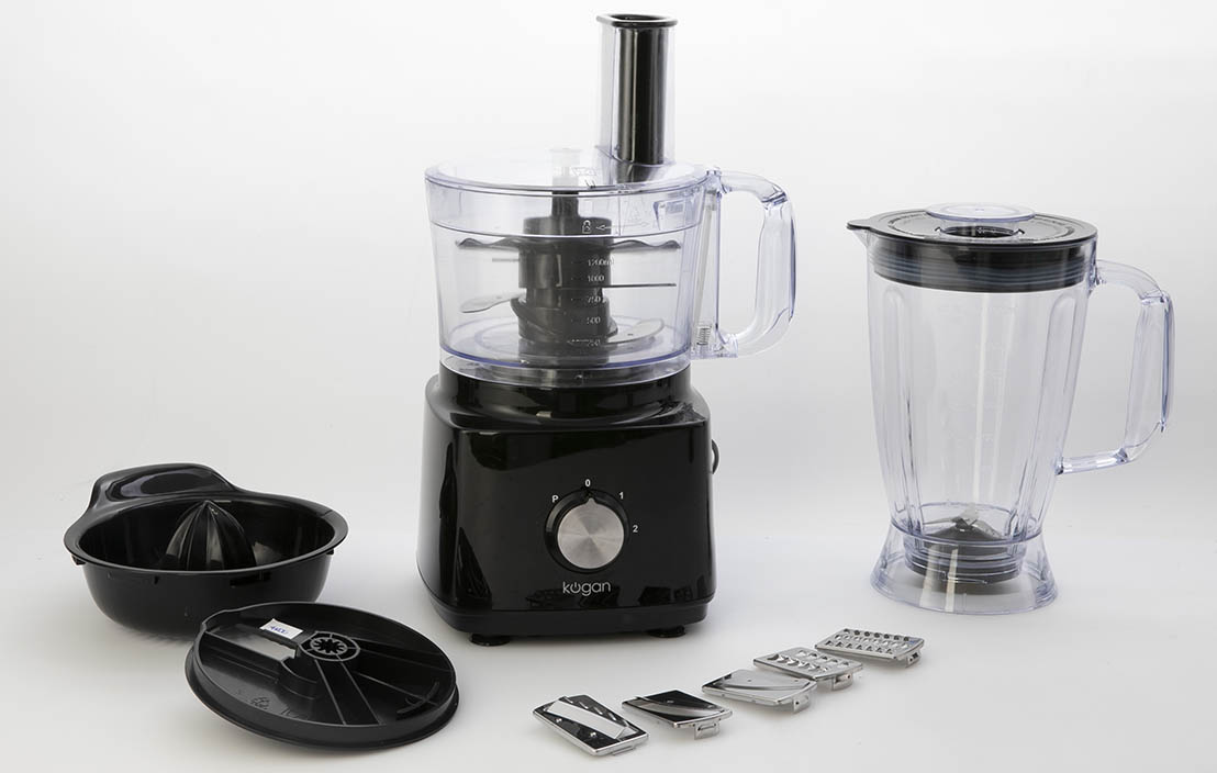 Kogan 10 in 1 Multi Food Processor KA10FDPRWSA