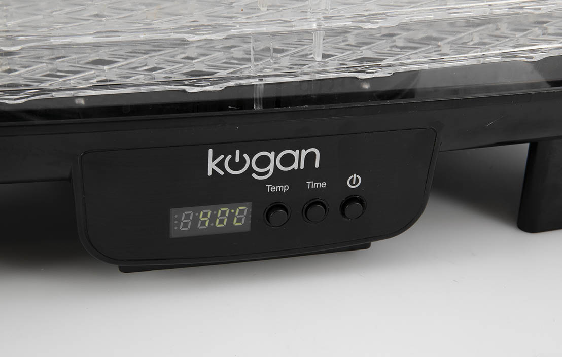 Kogan KA06DHDTIMA Food Dehydrator with Timer