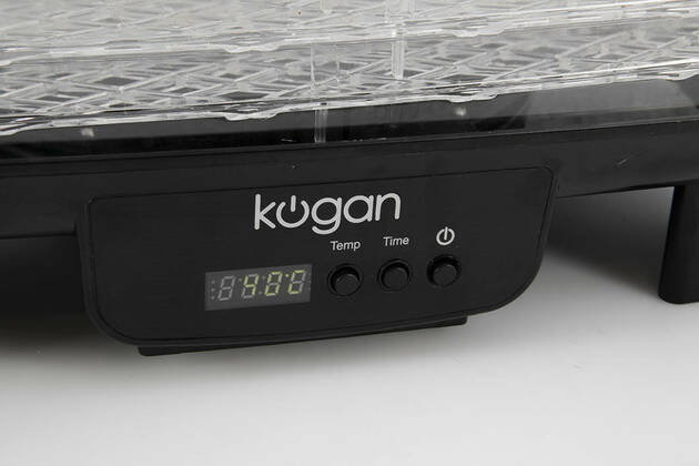 Kogan KA06DHDTIMA Food Dehydrator with Timer