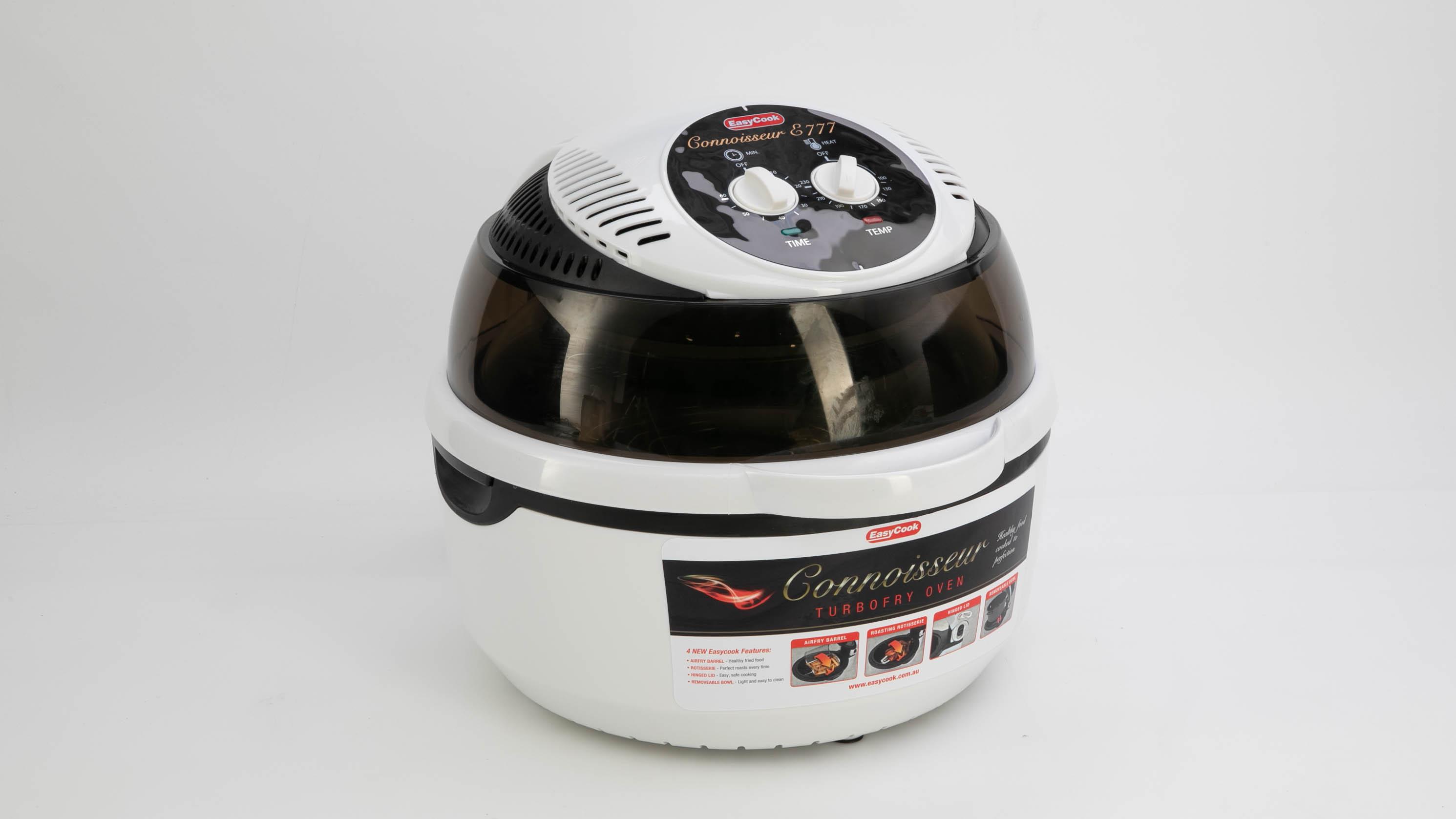 EasyCook 11L E777 Connoisseur Turbo Air Fryer