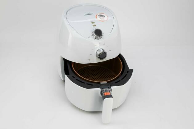 Sunbeam Copper Infused DuraCeramic Air Fryer AFP4000WH