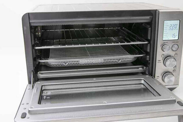 Breville the Smart Oven Air Fryer BOV860