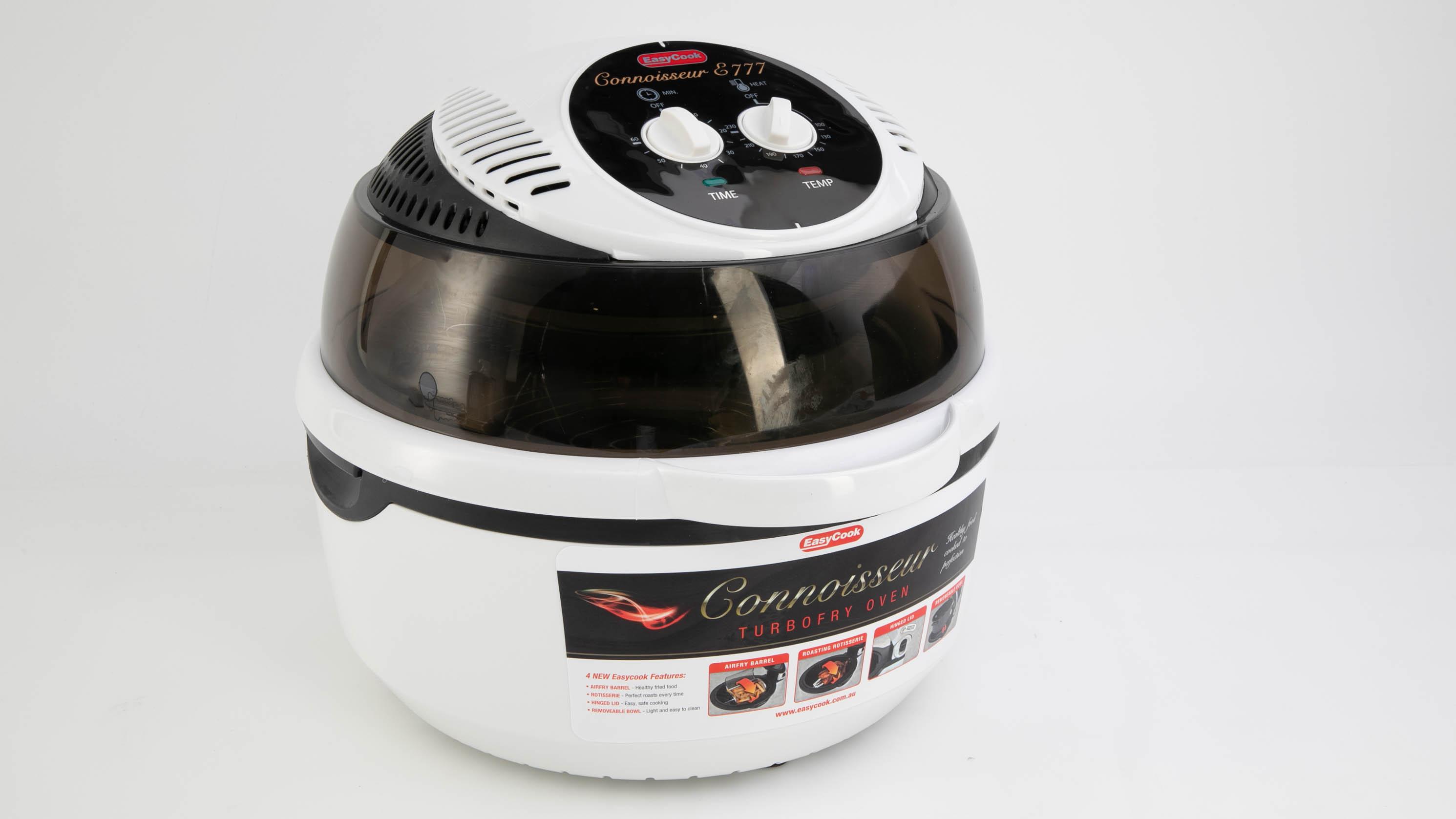 Easy Cook 11L E777 Connoisseur Turbo Air Fryer