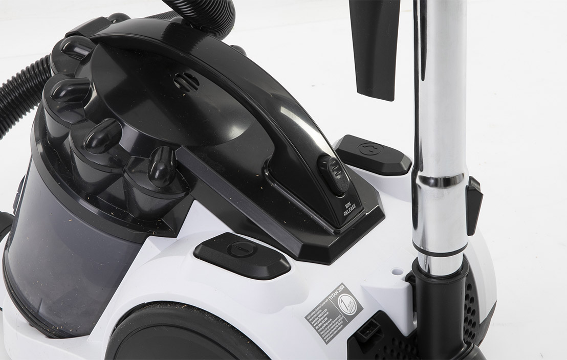 Titan 2000 Bagless Vacuum Cleaner