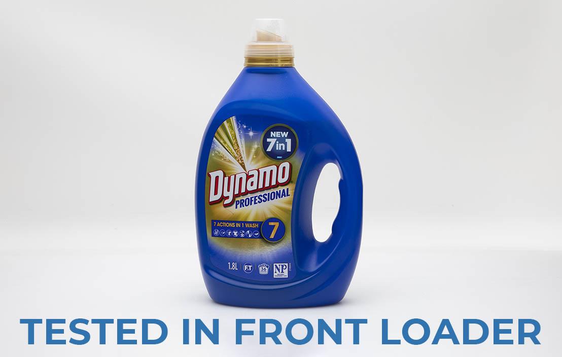 Dynamo laundry detergent