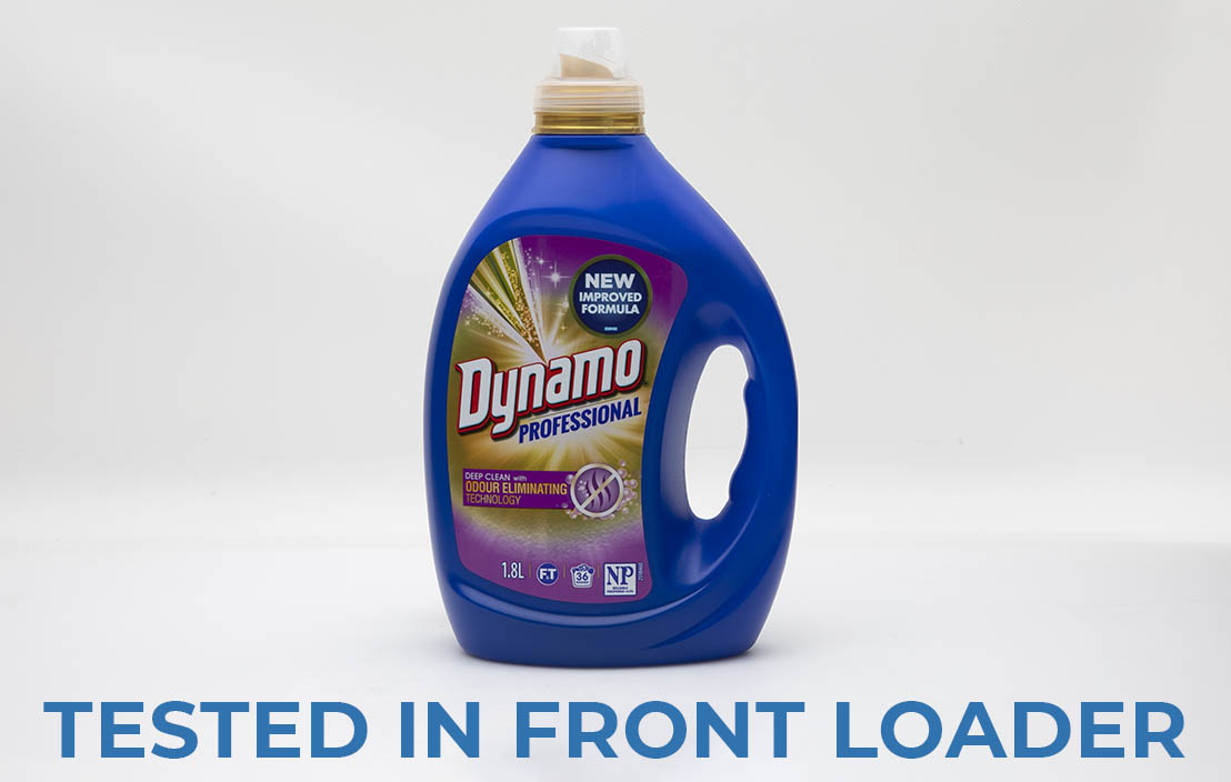 Dynamo Professional Deep Clean Odour Eliminating