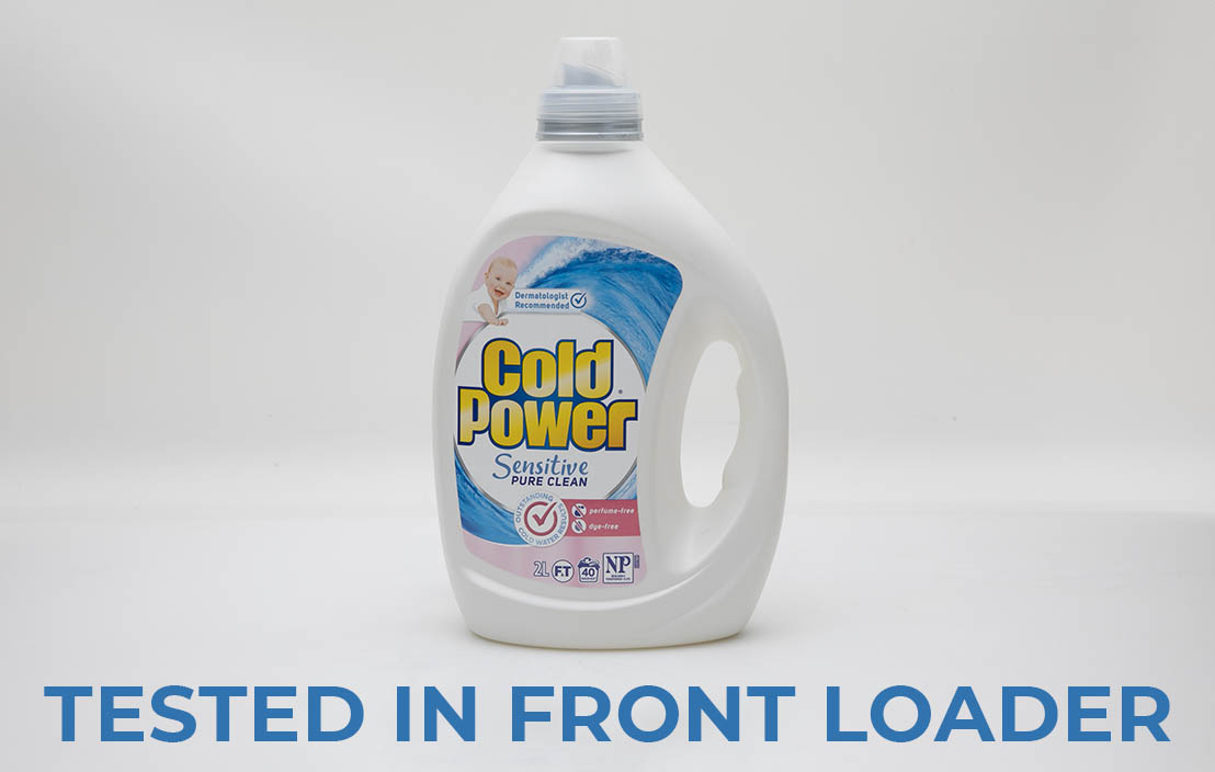 Cold Power Pure Clean Sensitive