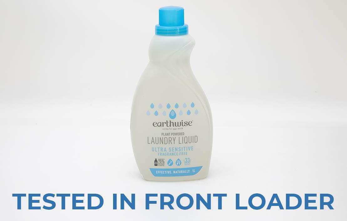 Earthwise Plant-powered Laundry Liquid Ultra-sensitive Fragrance-free