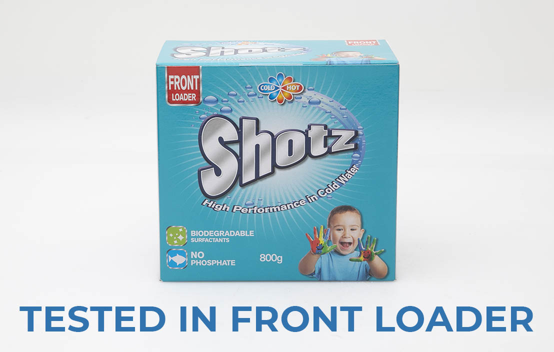 Shotz High Performance in Cold Water Front Loader