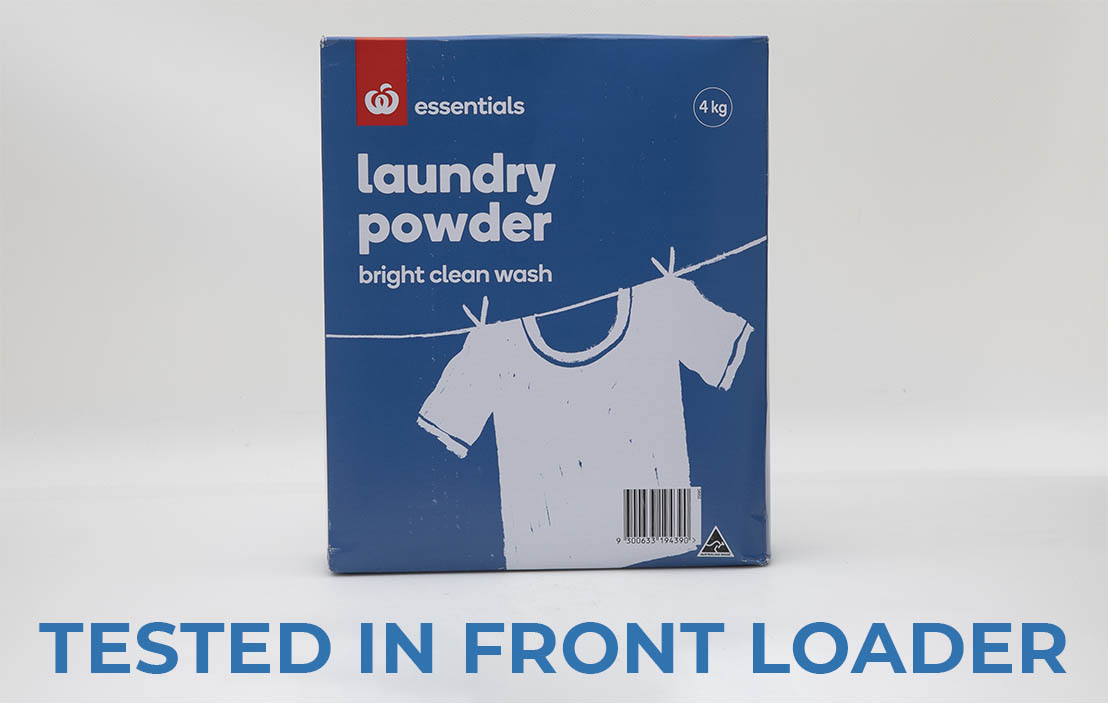 Essentials Laundry Powder