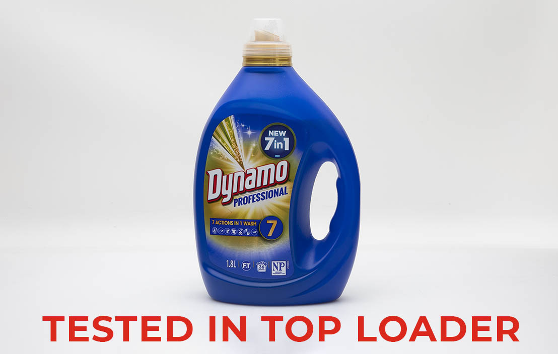 Dynamo Professional 7 Actions in 1 Wash