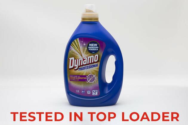 Dynamo Professional Deep Clean Odour Eliminating