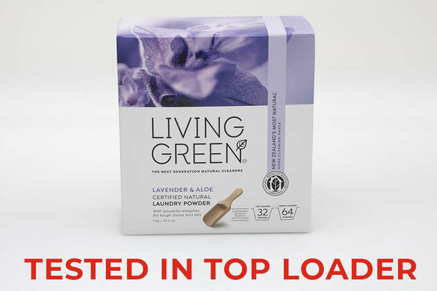 Living Green Lavender and Aloe
