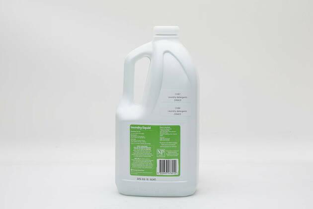 Essentials Laundry Liquid Clean Wash Apple Fragrance
