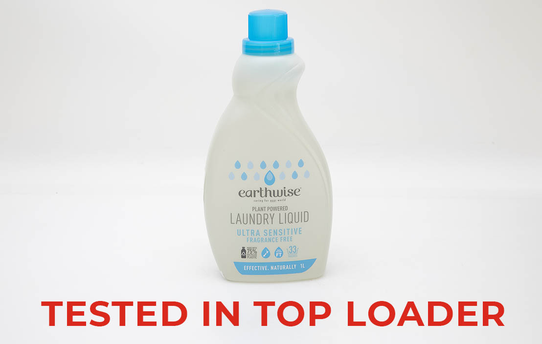 Earthwise Plant-powered Laundry Liquid Ultra-sensitive Fragrance-free