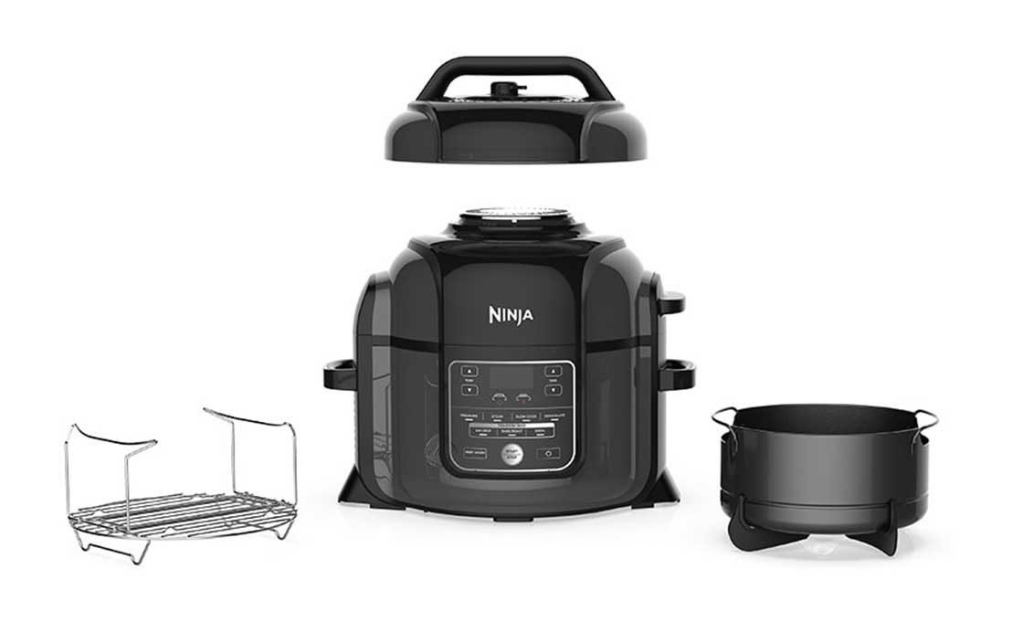 Ninja Foodi Pressure Cooker that Crisps OP300 ANZ