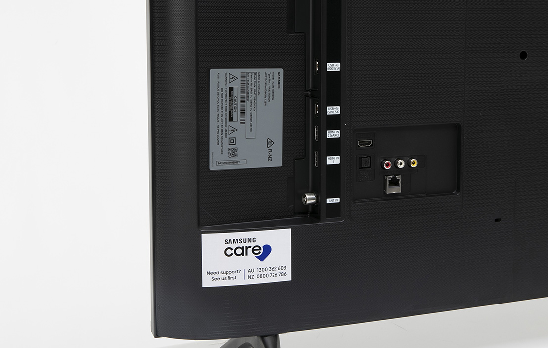 Samsung UA43TU8000SXNZ