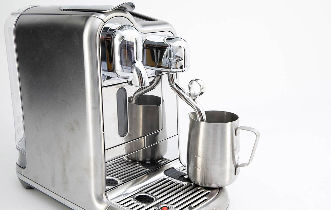 Breville Nespresso the Creatista Pro BNE900BSS