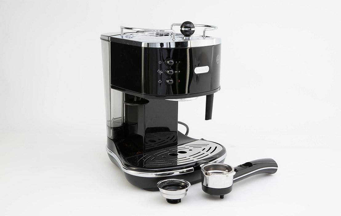 DeLonghi Icona Pump Espresso Black ECO 310.BK