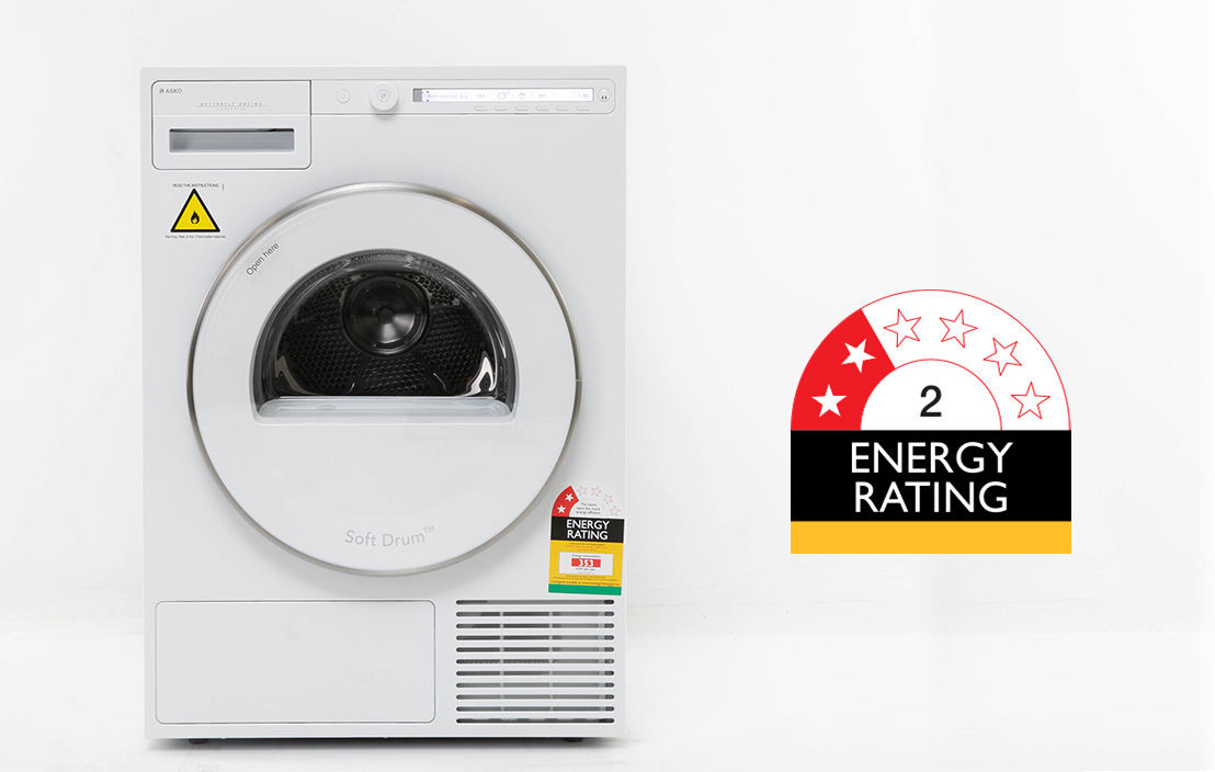 Asko clothes dryer